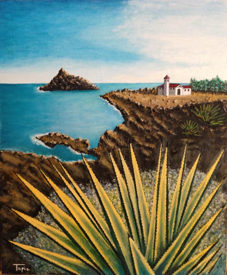 Ermita marina_Autor Antonio Tapia