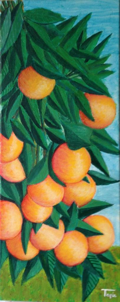 Naranjas_Autor Antonio Tapia